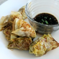 Keto Pork Potstickers!