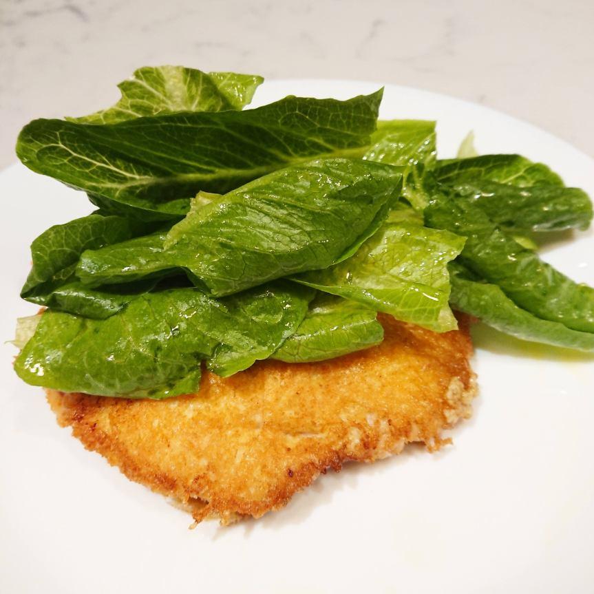 Keto Parmesan Chicken – 5 NetCarbs